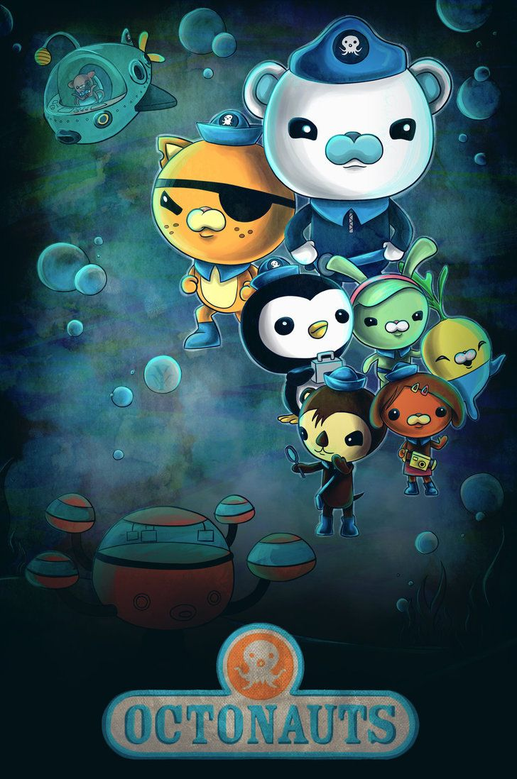102 best octonauts images on pinterest fan art otters and penguins xyurimeister octonauts by yurixmeister