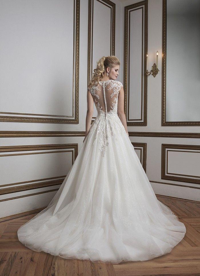 Vestido de Noiva Justin Alexander 8807