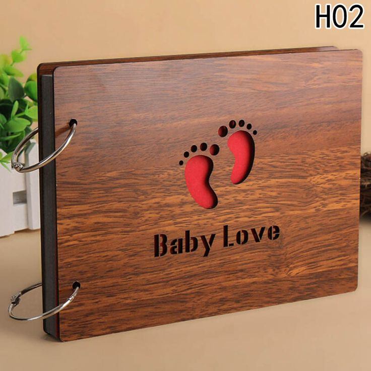 Cheap Photo Albums, Buy Directly from China Suppliers:8 Inch Wood Diy Craft Photo DIY Album  Creative Picture Cardboard Photo Albums Memories Photo Collection Album