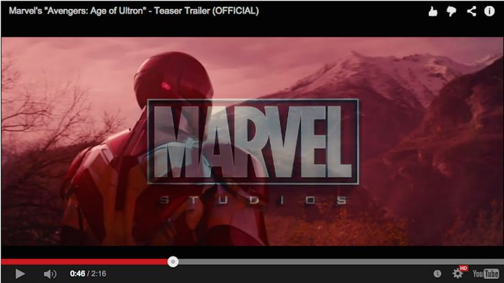Marvel's Avengers 2: Age of Ultron Trailer