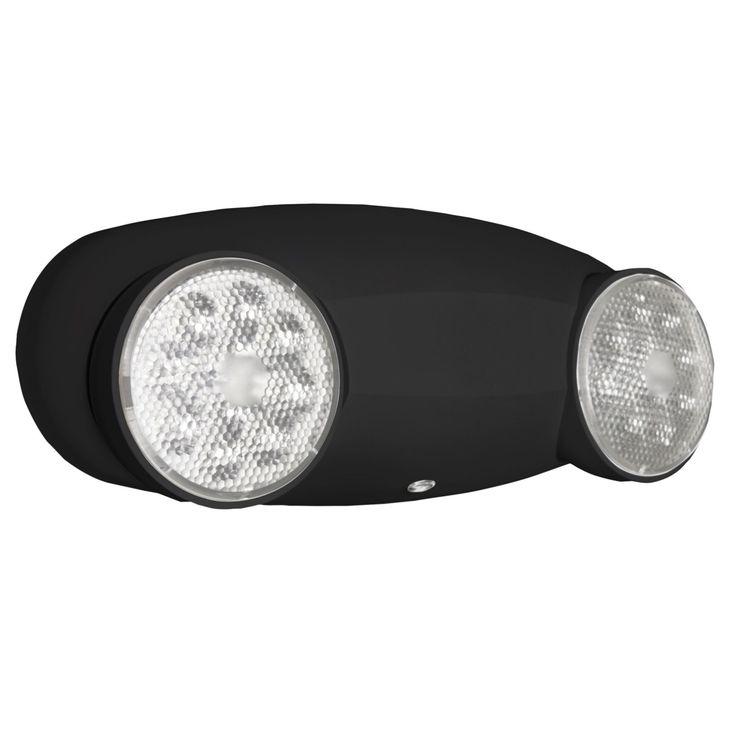 Lithonia Lighting Quantum 2-light LED Emergency Fixture Unit