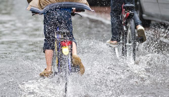 'Vaker regen in Nederland door veranderend klimaat' | Omroep West