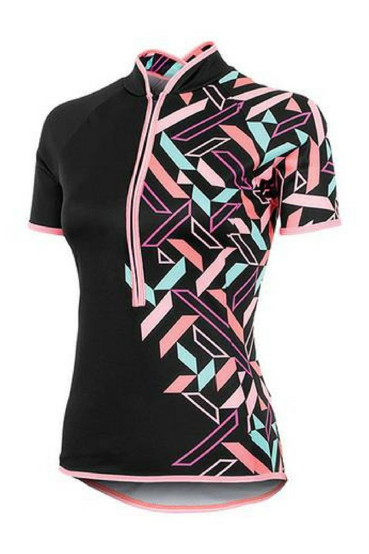 Compilation Bellissma gives you a relaxed yet flattering fit without looking boxy! The perfect women's cycling jersey!