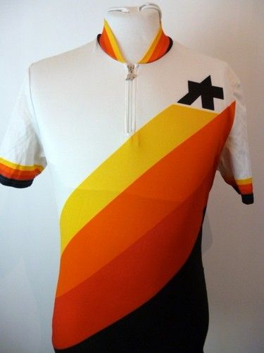 We are loving this retro ASSOS jersey, show us yours! Visit us @ http://www.wocycling.com/ for the best online cycling store.