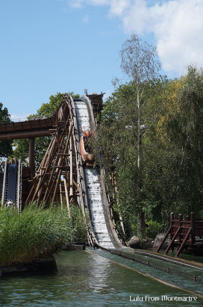 Une journée au Parc Asterix