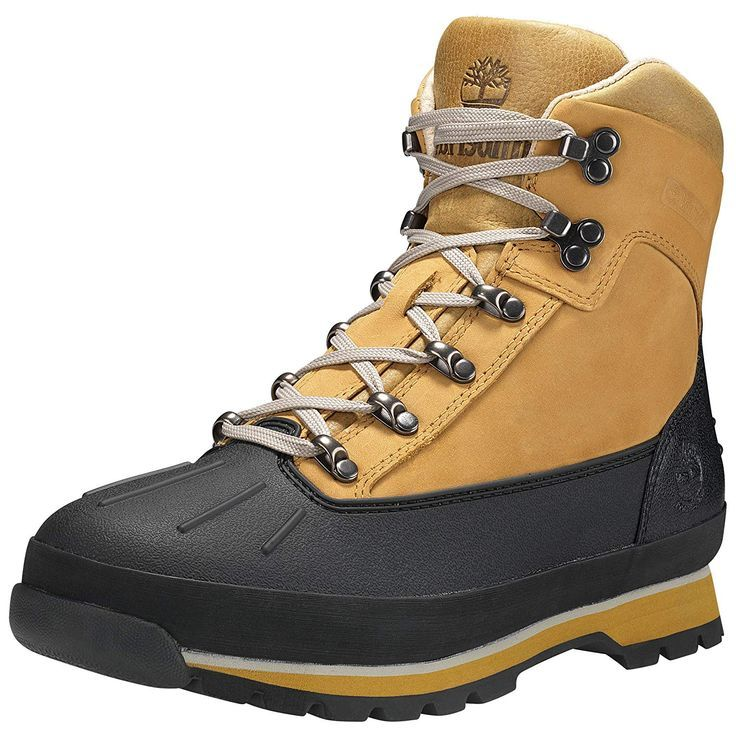 539bcee470b Affiliate] Amazon.com | Timberland Men's Euro Hiker Shell Toe WP ...