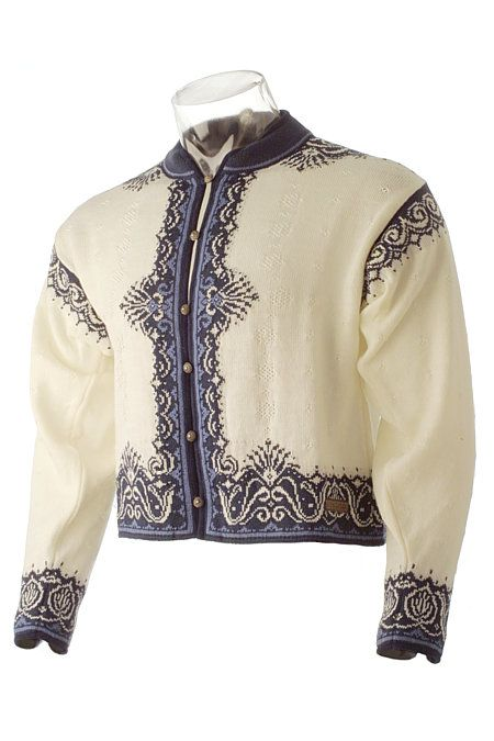 Dale of Norway Stavern Cardigan action image