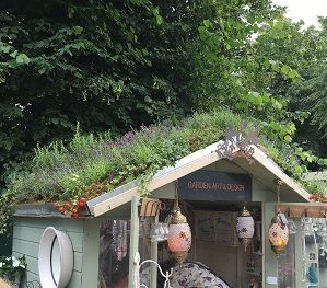 Learn how to create a green wall or roof? http://www.hortcourses.com/courses/green-walls-and-roofs-bht256-708.aspx