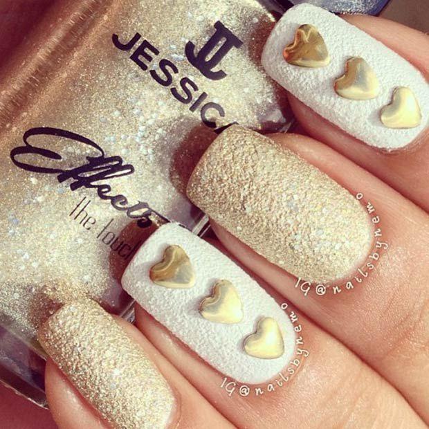 Hermosas uñas! Las mejores que veras en este día. Sigueme para mas como esta!