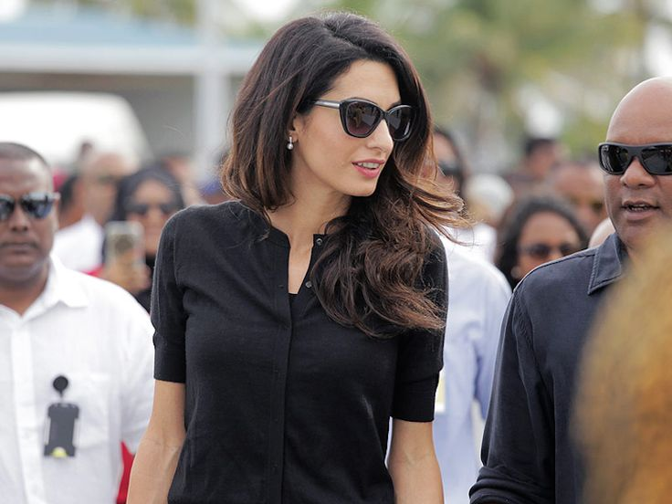 Amal Clooney News: George Clooney's Wife Hitting Back At Her Critics? [VIDEO]