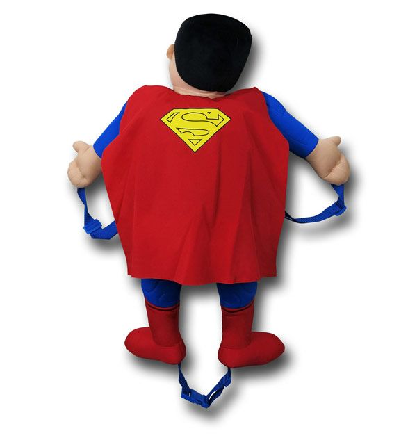 Superman Backpack Buddy