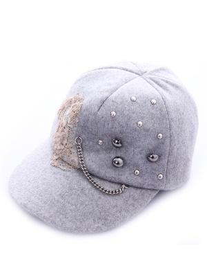 ZBR Woman șapcă gri cu capse de la Shopamor