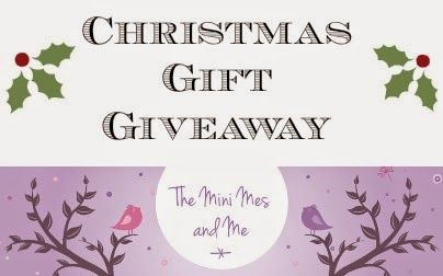 Christmas Gift Giveaway - Day 4 | The Mini Mes and Me