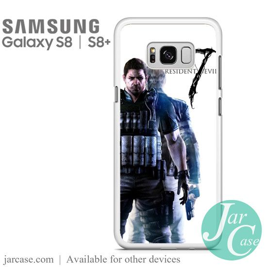Resident Evil 7 YZ 1 Phone Case for Samsung Galaxy S8 & S8 Plus