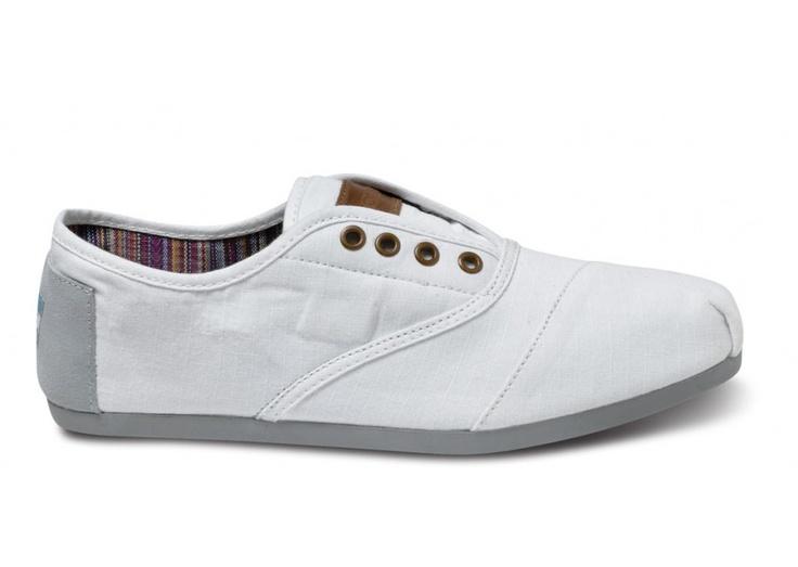 Cordones - White Alden Men's Cordones | TOMS.com