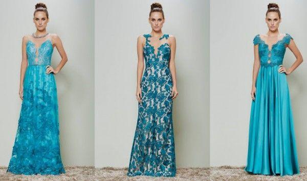 modelos de vestidos para madrinhas