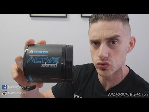 Hybrid Performance ACTV8 Shred Thermogenic Fat Burner Supplement Review - MassiveJoes.com Raw Review - http://supplementvideoreviews.com/hybrid-performance-actv8-shred-thermogenic-fat-burner-supplement-review-massivejoes-com-raw-review/