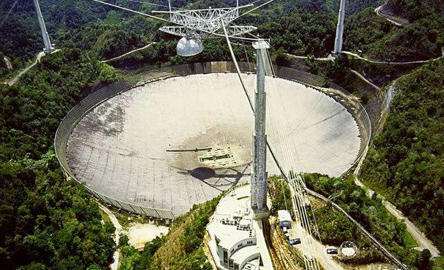 Sulle Colline di Arecibo l'Ascolto di Segnali Extraterrestri – Search for extraterrestrial intelligence gets hearing on Hill | DENEB Official ©