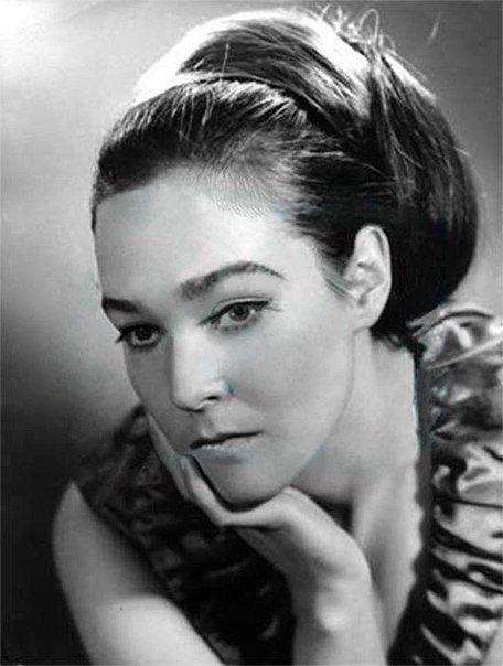 Самые красивые актрисы советского кино   ВКонтактi