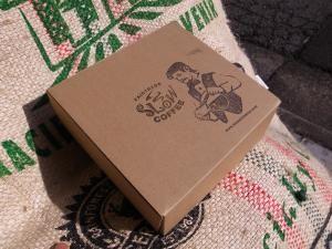 ギフトボックス - Slow Coffee SHOP  オーガニック、フェアトレード、自社焙煎のSlowCoffee