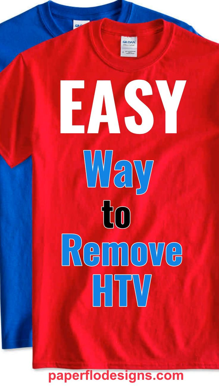 How to Remove Print From Tshirts [video] T shirt