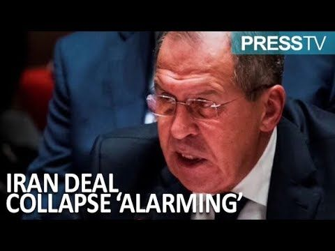 #latestnews#worldnews#news#currentnews#breakingnewsPress TV News : Russia warns against possible collapse of Iran nuclear deal