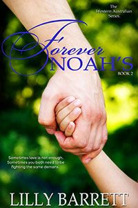 The cover of the book Forever Noah's