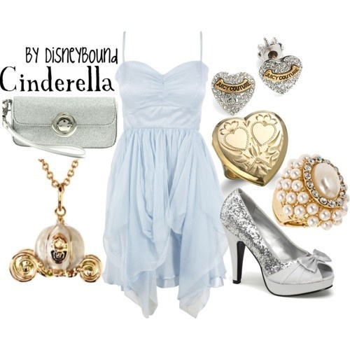 A Cinderella Outfit