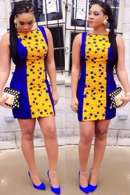 Styles african prints african dress styles african africanfashion