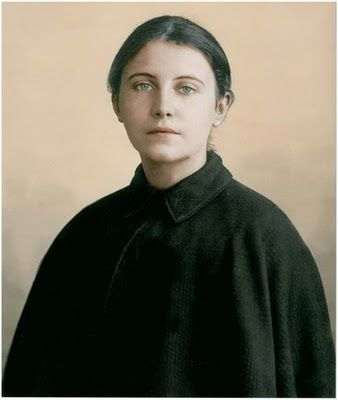Santa Gema Galgani, fue una joven y mística pasionista italiana, venerada como santa por la Iglesia Católica.