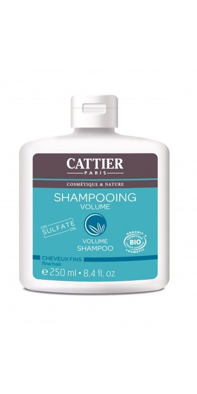 SHAMPOOING VOLUME - 0% SULFATE Cheveux fins