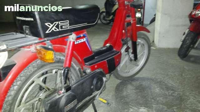 MIL ANUNCIOS.COM - Vespino xe. Venta de motos de segunda mano vespino xe - Todo tipo de motocicletas al mejor precio.