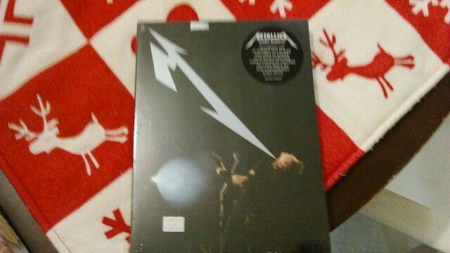 Mi nuevo disco de Metallica :)