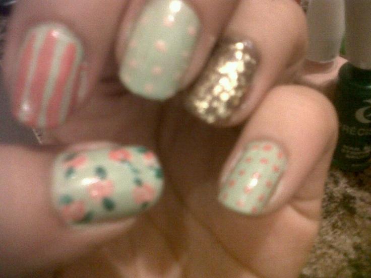 my deco: It S, Deco, Nails