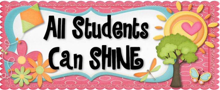 All students can shine no matter what . This sign in a classroom will  motivate them to do their very best . As a future educator , I want all my students to leave out of my class prepared and content with facing the next grade level .: Schools Blog, Shinee Blog, Schools Ideas, Teacher Blog, Preschool Ideas, Teaching Blog, Crafts Tutorials, Snowflakes Crafts, Teacher Life