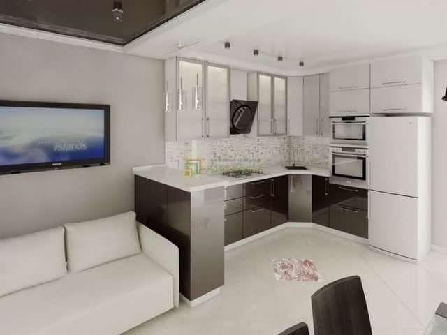 кухня-гостиная 13 метров: 12 тыс изображений найдено в Яндекс.Картинках
