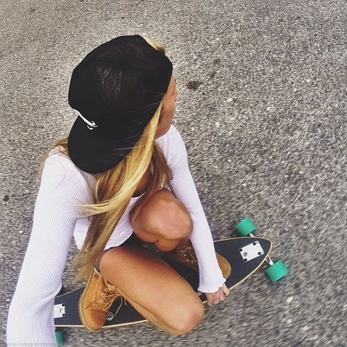 "(OPEN RP)) I was riding my penny board down to the beach when I looked behind me because I heard you call my name. You couldn't control your board fell into me. ""Hey watch where your going"" I say -Sarah"
