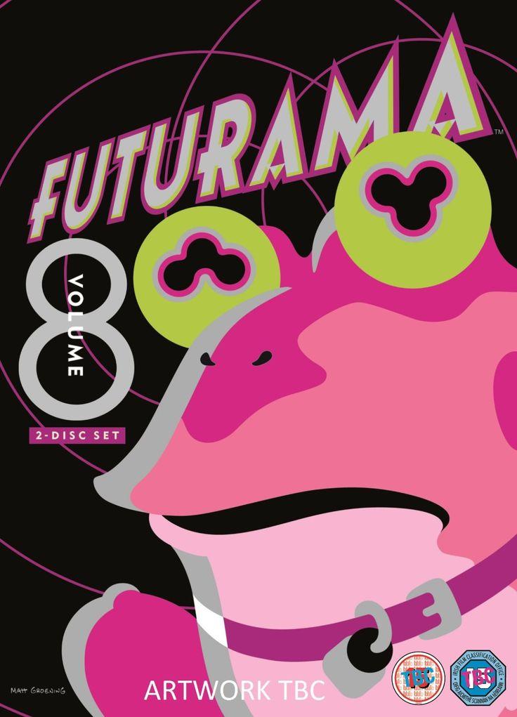 Futurama - Season 8 [DVD]: Amazon.co.uk: DVD & Blu-ray