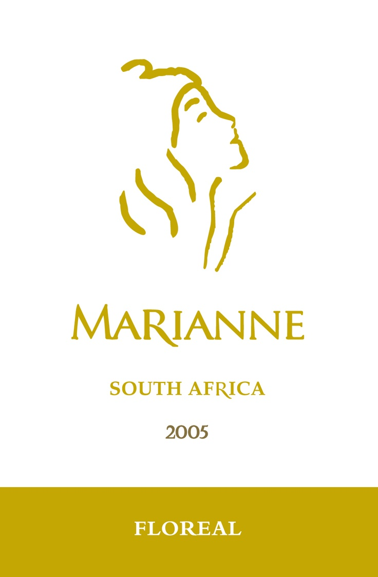 Wine.  Wine Label.  Marianne Estate flagship.    1/3 Merlot, Cab & Shiraz.  A real fruit bomb.  Elegance, structure, spice.  It's all in the bottle.