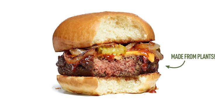 THE IMPOSSIBLE CHEESEBURGER  We love meat. We love cheese. And for thousands of years we have relied on animals to make them. Impossible Foods has found a better way. We use plants to make the best meats and cheeses you'll ever eat.