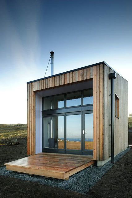 Cube Cabin Tiny House Design Modern Tiny House Small