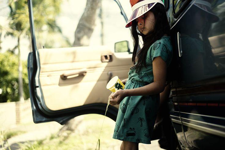 Bandit Kids SS15 'Kingdom of Cool'