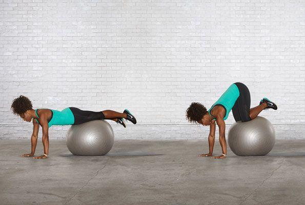 Serena Williams Nike Training Club Workout