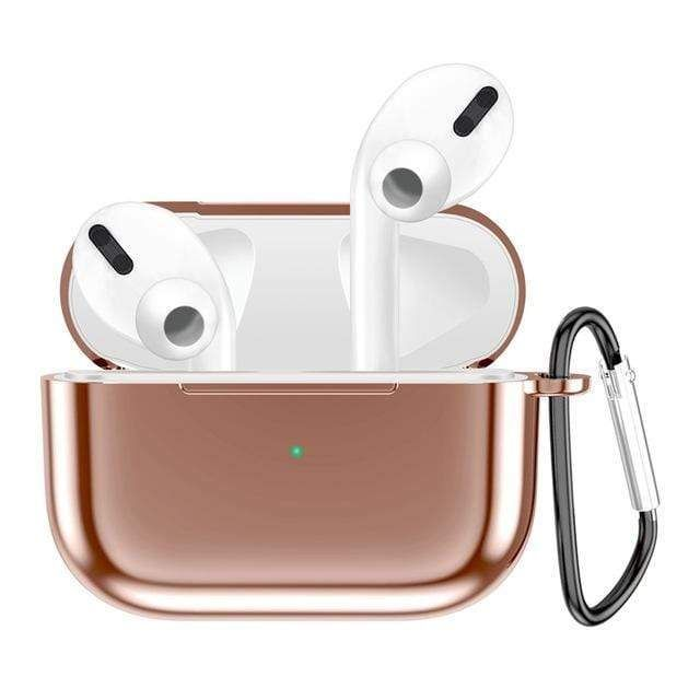 Glossy Metalic Airpods Pro Case In 2020 Cheap Phone Cases