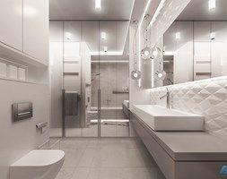 STYL I ELEGANCJA W ŁAZIENCE - Duża łazienka, styl nowoczesny - zdjęcie od MKdesigner