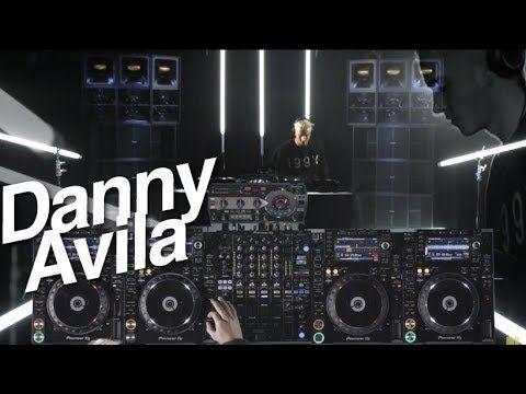 Danny Avila - DJsounds Show 2017