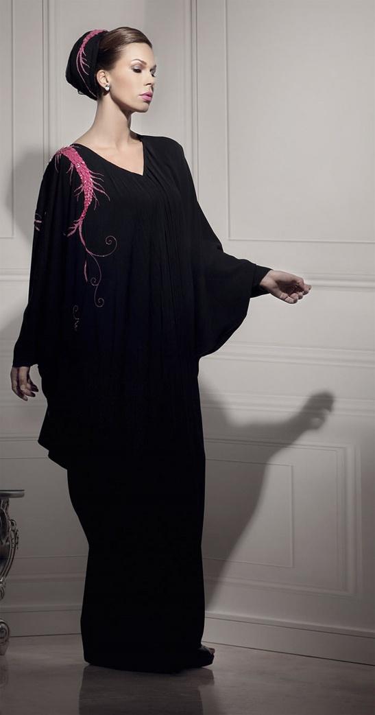 Lovely idea for an abaya