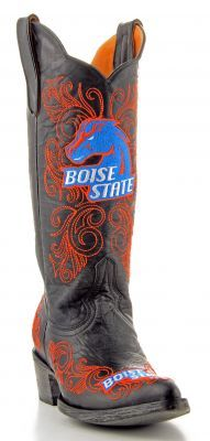 Womens Boise State Gameday Boots