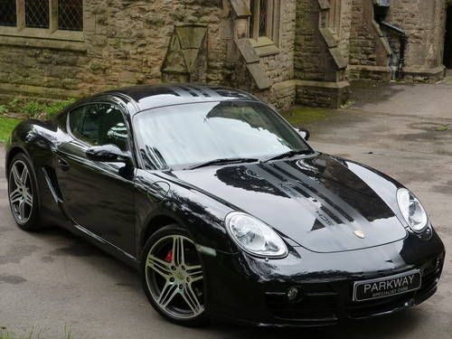 Porsche Cayman 3.4S DESIGN EDITION 1