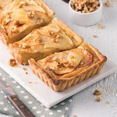 Tarte aux pommes, fromage et érable - Recettes - Cuisine et nutrition…